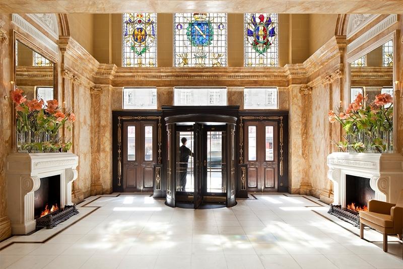 沾哈利王子大喜之光!Hotel Café Royal新推出超奢華「皇家住宿套餐」