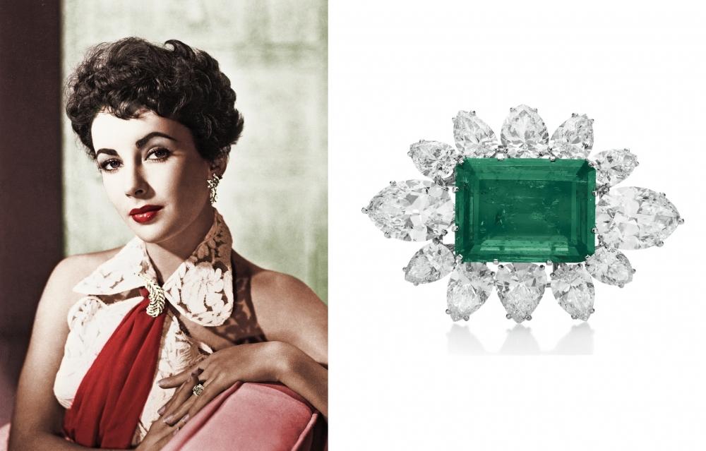 ARCH珠寶賞:古今艷后最愛不釋手的寶石 綠帶微藍的純淨祖母綠