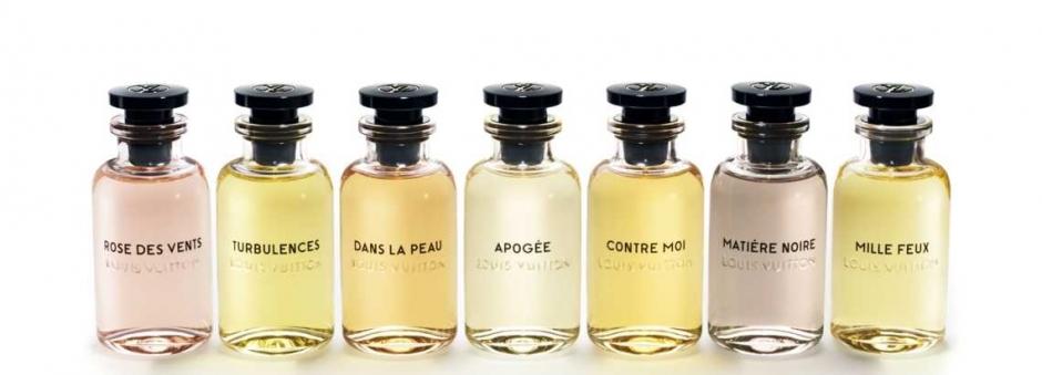 Louis Vuitton首批男性香水