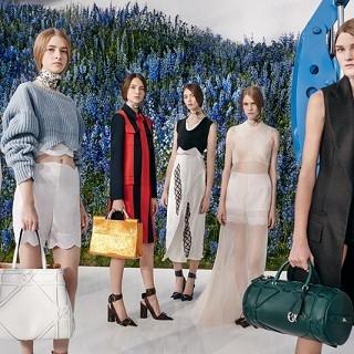 Dior 2016春夏系列 凝聚純淨的永恆時刻
