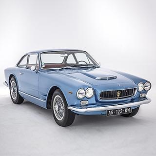 男人心目中的夢幻逸品:Maserati Sebrin...