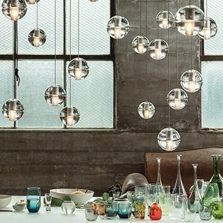 不只是照明!奢華、創意、科技、藝術的百變燈具風貌