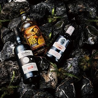 飲下的澀味不只是酒更是品味 泥煤威士忌