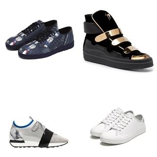 休閒鞋正夯!你/妳挑哪一雙?
