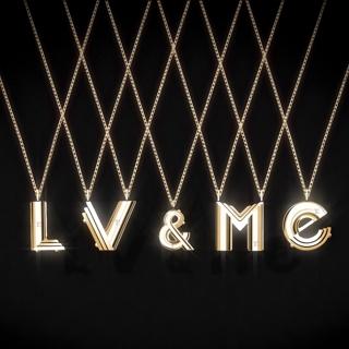 絕對喜愛「微客製化」!Louis Vuitton字母...