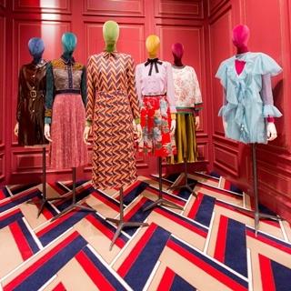 紐約店中店探險  過足時尚的癮