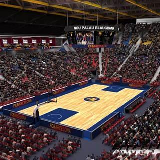 歐洲最新籃球場即將登場!
