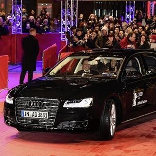 收起方向盤吧!Audi自動駕駛科技首登紅毯