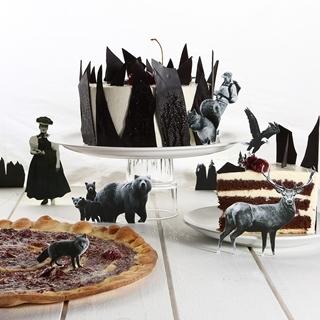 正統德國黑森林蛋糕哪裡找?問溫德就知道