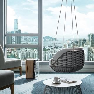 美得像藝廊的香港酒店CORDIS