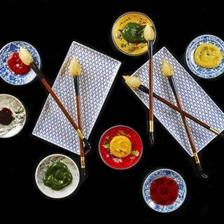 餐桌藝術美景 香港文華東方酒店Art Basel饗宴