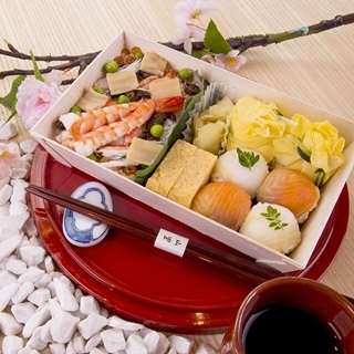 慶祝日本女兒節 來吃散壽司吧