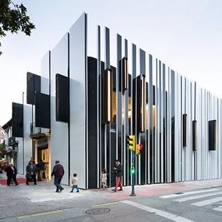 都市更新也能這樣?馬德里市政中心大改造