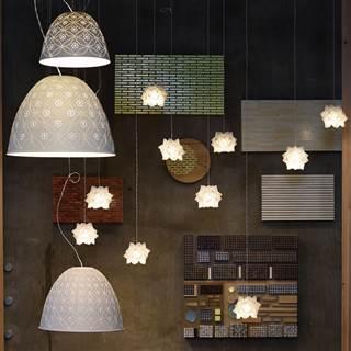 顛覆傳統 燈具界的服裝設計師大玩創意
