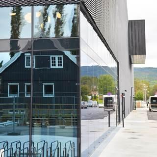 教堂+圖書館+電影院 一次滿足!這是挪威的文化中心!
