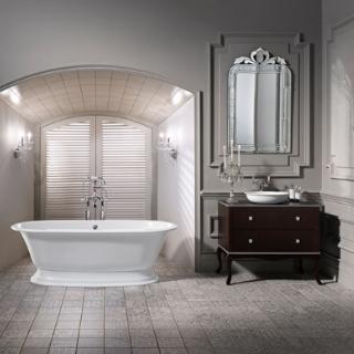 優雅浴缸現身影 給你頂級的沐浴享受