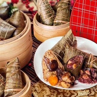 鹹粽V.S.甜粽 端午節給你更多的粽子選擇!