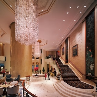 香港出遊 香格里拉大飯店給你頂級奢華享受