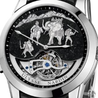 讀時藝術賞 手錶是藝術也是品味的展現