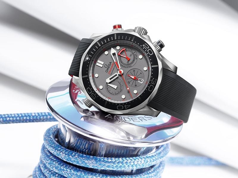 夏日水上娛樂 需要一只專業潛水錶(上)