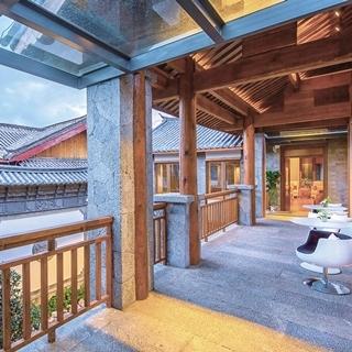 優美中國麗江古城 沉浸古色古香的現代奢華