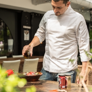 走遍天下的西班牙主廚Pablo