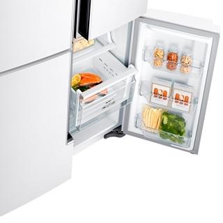 超大容量纖薄的冰箱 打造品味廚房新主張