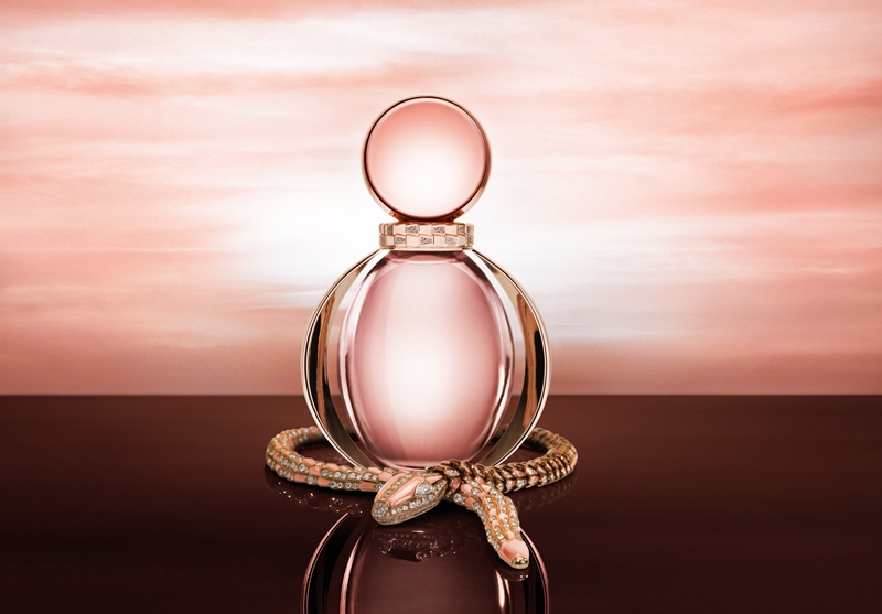 玫瑰玫瑰我愛你 寶格麗玫瑰金漾女士香水