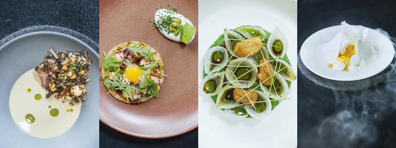 明星也愛的法式餐廳RAW 最新秋季料理