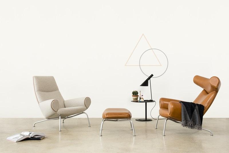 當代北歐家具經典Erik Jørgensen