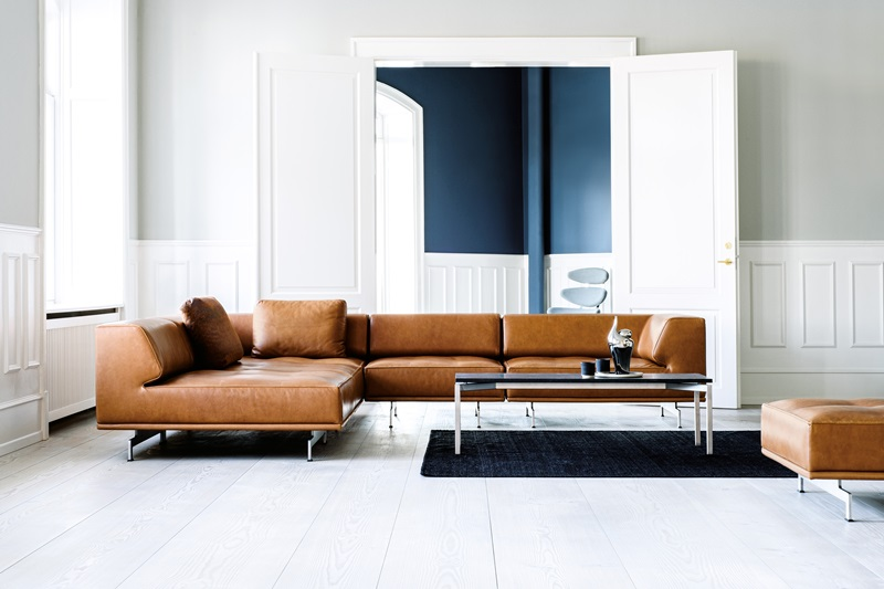 Erik Jørgensen與設計師合作,堅持設計、功能與品質必須三者合一。