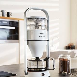 咖啡機也玩復刻!飛利浦打造時尚精品版濾煮式咖啡機