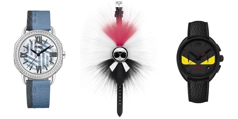 不只是腕錶  FENDI腕錶新哲學