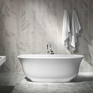 冬日衛浴設計美學新表情