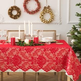 跟著Zara Home一起紅金白過聖誕!