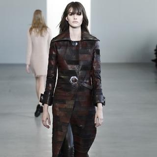 2015秋冬紐約時裝週直擊!Calvin Klein...