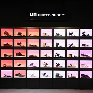 宛如小型建築的United Nude鞋履設計終於定居...