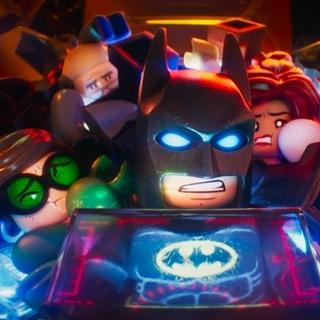 阿福終於看不下去,指點蝙蝠俠迎來新家庭