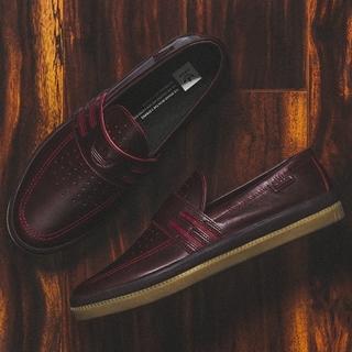 你沒看錯,adidas推出了超級紳士的樂福鞋