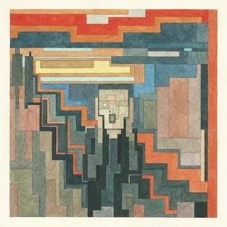 8位元的模糊美感,Adam Lister畫的是種復古...