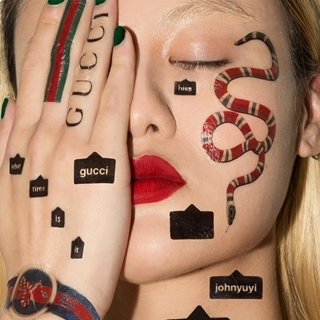 陽春也認了,Gucci宣傳新錶從一系列網路瘋潮展開