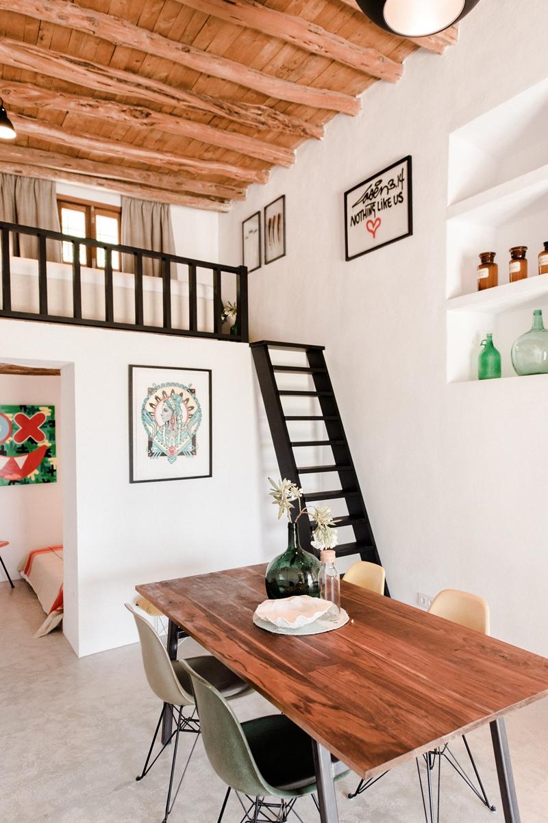 摩登時尚公寓竟是200年老屋改建而成,來看看設計師怎麼辦到的!