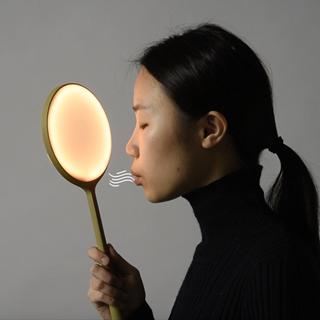 燃燒吧,火苗!這款燈具的設計靈感是一把火