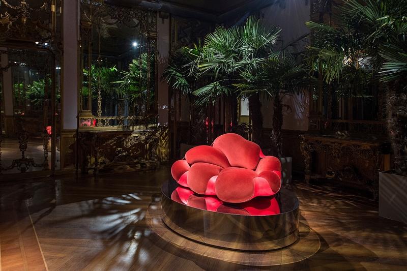 2017米蘭家具展 抽象風格嶄新演繹