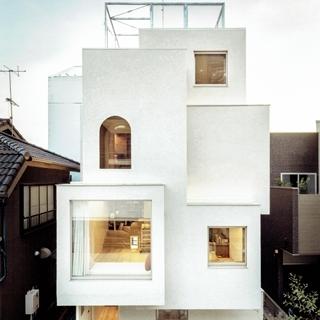 東京摩登設計師宅邸TOKYO URBAN MODER...
