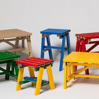 這些「偽」木製家具為他們贏得了國際新鮮設計師大獎