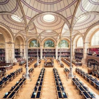 世上最美圖書館,書中自有黃金屋