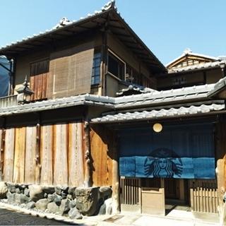 星巴克在日本的最新分店太美!