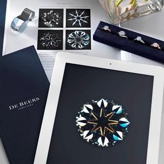 De Beers 鑽石解密