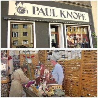 保羅的鈕扣 PAUL KNOPF